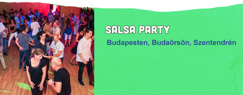 Salsa Party Zold